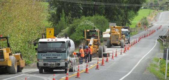 Here comes summer and a busy road works season!