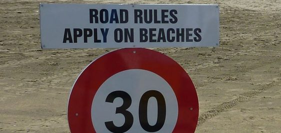 Proposed amendments to Whangarei District Council's Vehicles on Beaches Bylaw
